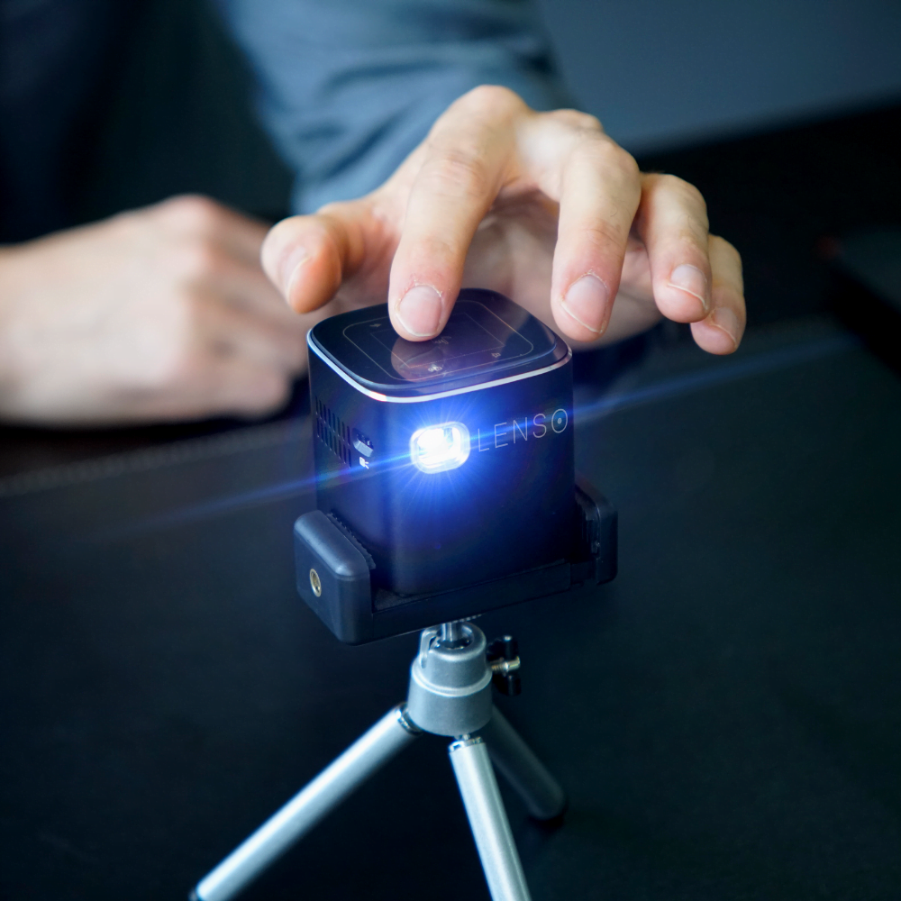 pocket-mini-projector
